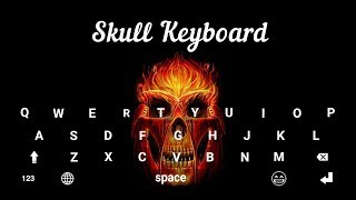 Good Death Rose Skull Keyboard Theme Alternatives