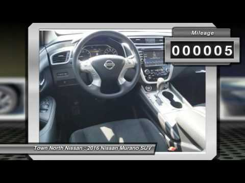 2016 Nissan Murano Austin TX GN132991. Town North ...