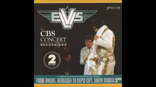 Elvis Presley - The CBS Concert Recordings - June 19, 1977 Full Album
