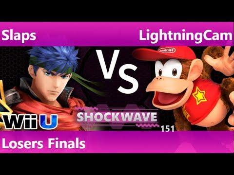 SW 151 - SWG | Slaps (Ike) vs LightningCam (Diddy) Losers Finals - Smash 4