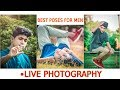 SH CREATION || Live Photoshoot Poses How To Latest And Best Pose Like Model For Mens