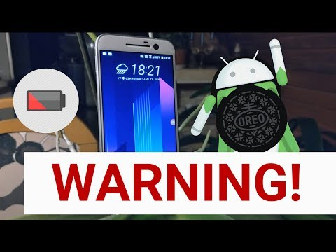 HTC 10 Oreo Review. You've been WARNED! 🔋