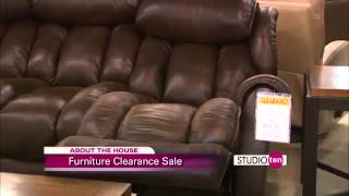 How Clearance Works at Furniture Stores - (w/ BarrowFurniture)