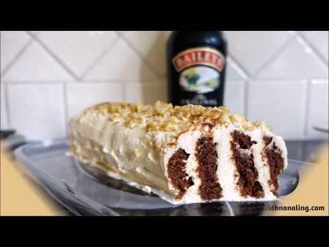 How To Make Chocolate Ripple Cake