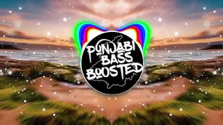No Need [BASS BOOSTED] Karan Aujla | Deep Jandu | PUNJABI SONGS 2019