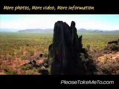 Chillagoe Pinnacles, Tropical North Queensland, Queensland