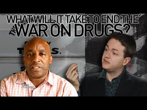 What Will It Take To End the War on Drugs? Johann Hari