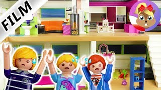 Playmobil Film polski | Willa w CHAOSIE | Co się mogło stać? Molly z powrotem u Rodziny Wróblewskich