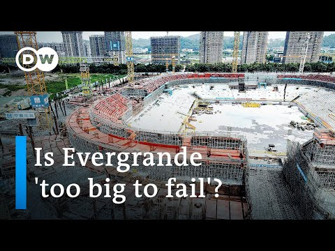 Could Evergrande collapse topple China's economy?   DW News