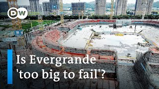 Could Evergrande collapse topple China's economy? | DW News