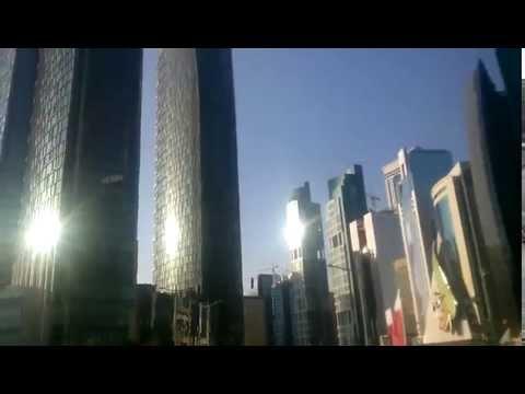 Building construction art Doha