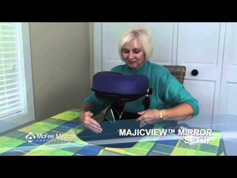 Vitrectomy Recovery-MajicView Mirror