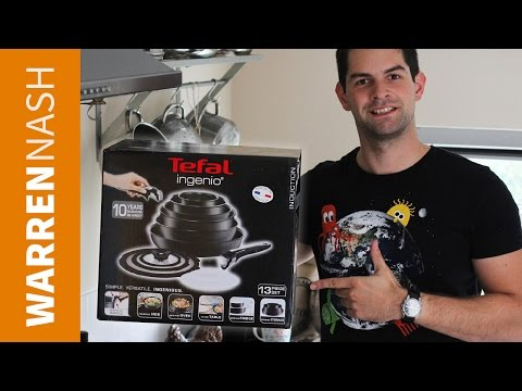 Tefal Ingenio Review – By Warren Nash