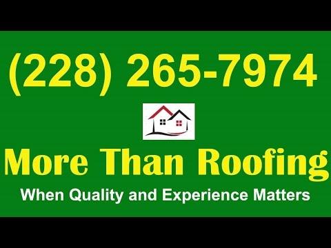 Metal Roofing Gulfport|New Roof Installation Gulfport