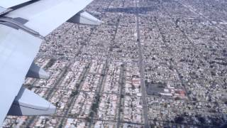 Los Angeles, California - Landing at LAX HD (2014)