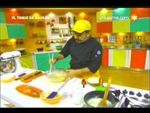 Hombres en la cocina santiago giorgini utilisima for Utilisima cocina