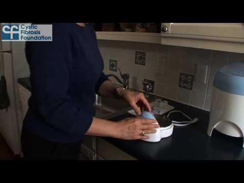 Cleaning & Disinfecting Your Altera or eFlow Nebulizer