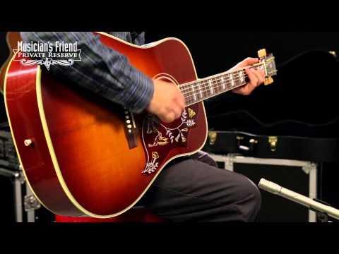 Gibson 2016 Hummingbird Vintage Square Shoulder Dreadnought Acoustic Guitar