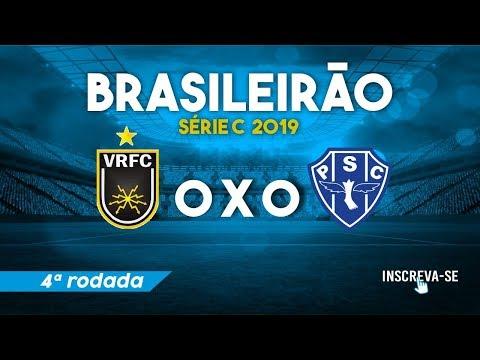 Volta Redonda 0x0 Paysandu (Melhores momentos)