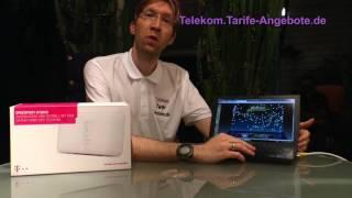 Testbericht Telekom MagentaZuhause L Hybrid (VDSL plus LTE)