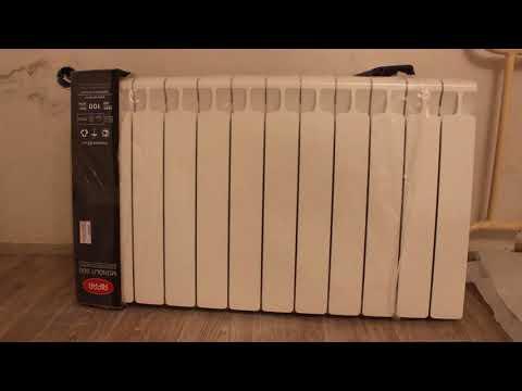 Видеообзор на Радиатор RIFAR Monolit 500, 12 сек