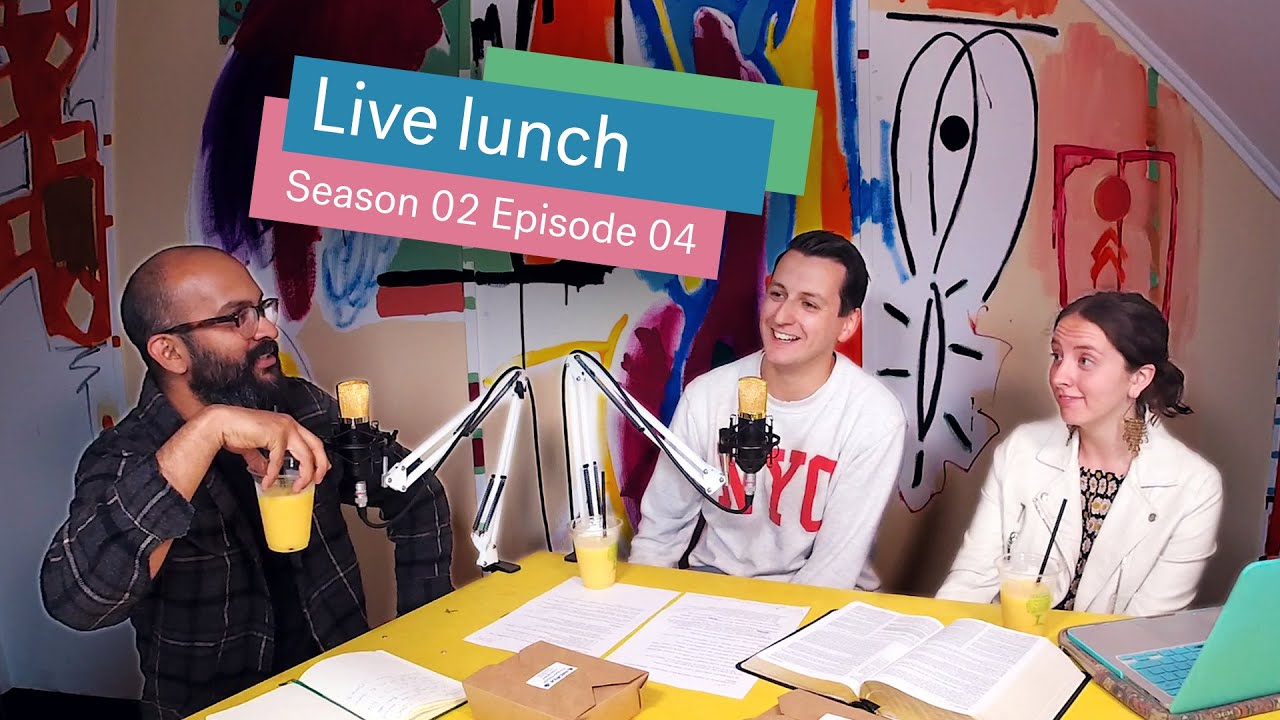Words and Action | #Livelunch Season 2 Episode 4 Cover Image