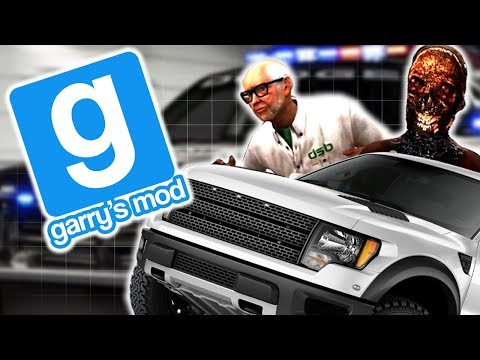 Garry's Mod PoliceRP Dealing With The Gang Problem