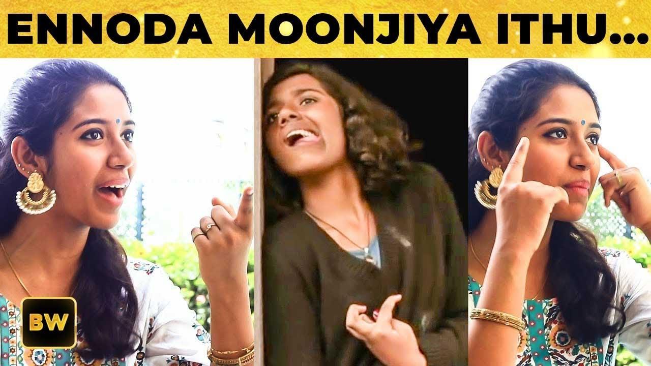 Shoot Pannum Pothu Valikum! | Thanga Meenkal Sadhana | Peranbu | MY279