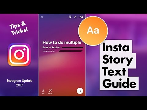 How to Add Text in Instagram Stories