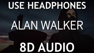 AUDIO 8D Alan Walker Force USE HEADPHONES