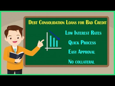 Guaranteed Debt Consolidation loans online Approval
