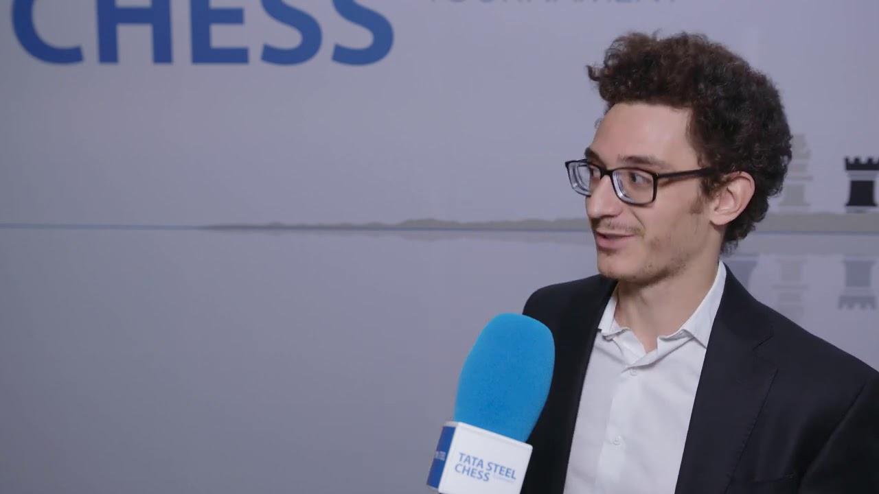 Fabiano Caruana - Post Round 4 Interview