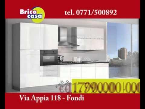 Brico Cucine Componibili.1 Spot Cucine Brico Casa 2011
