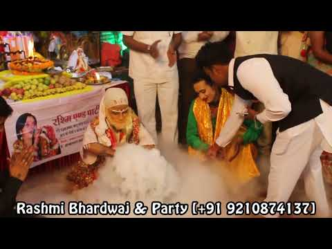 Shirdi Wale Baba Meri Bigdi Bana De || Sai Baba Jhanki  - Rashmi Bhardwaj & Party