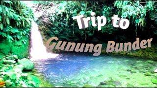 Trip To Gunung Bunder-Curug Pangeran Vlog#1