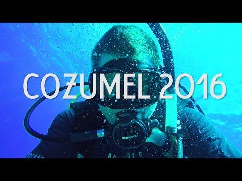 Our Dive Trips   Cozumel Scuba Diving 2016