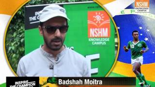 Inspire the Champion in You- Badshah Moitra