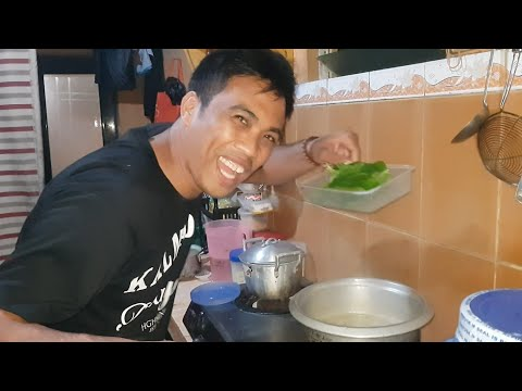 Family Vlog 9 | Daddy is the cook | Tinolang manok Japer Sniper Official December 8, 2019