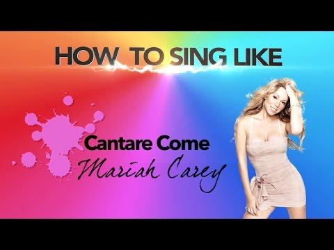 Come Cantare come Mariah Carey - How to Sing like Mariah Carey