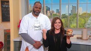 Daym Drops Reviews Rachael Ray's Burger Recipe