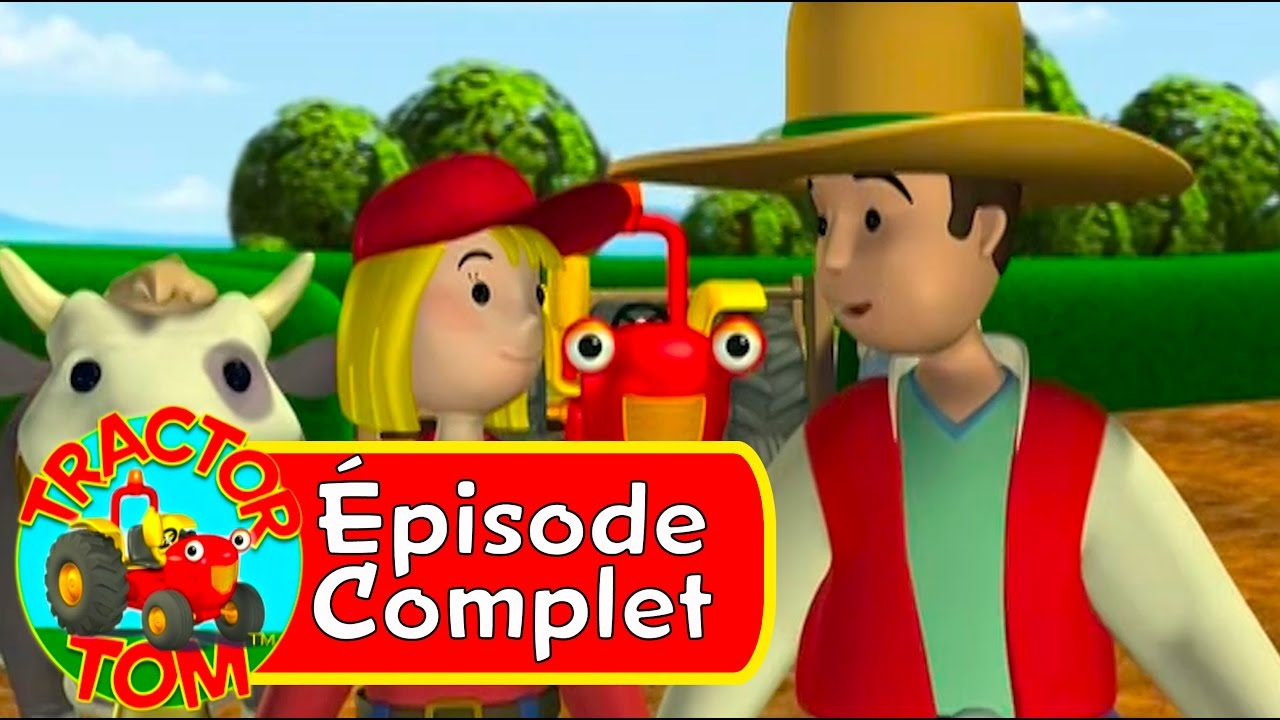 Tracteur tom 26 rod o pisode complet fran ais youtube - Tracteure tom ...