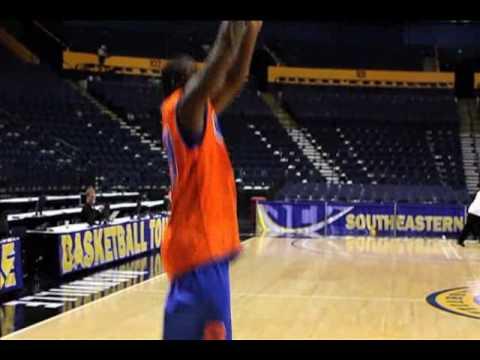 SEC Tournament Practice