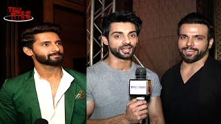 Rithvik Dhanjani, Karan Wahi and Ravi Dubey talk about Friendship and Competition