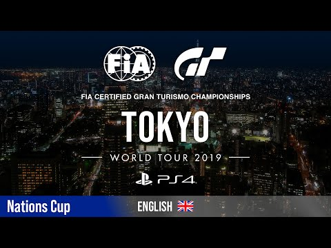 [English] World Tour 2019 - Tokyo | Nations Cup