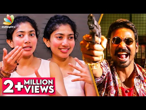 Dhanush Didn't Want to Work With Me : Why ? | Sai Pallavi Reveals | Maari 2 Interview