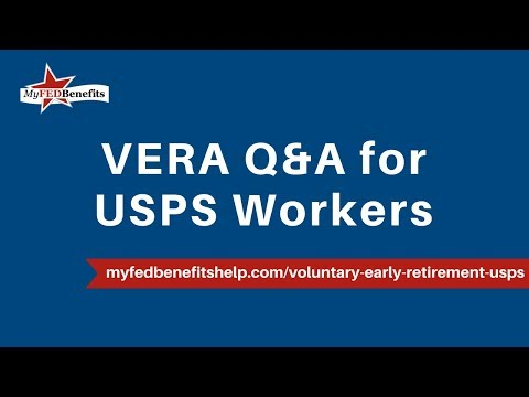 MyFEDBenefits Answers USPS VERA Federal Benefits 2018 Questions