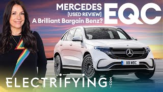 Mercedes EQC used buyer's guide & review – a brilliant bargain Benz? / Electrifying