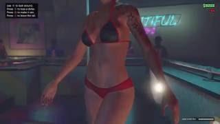 GTA - 5 Drunk Uncensored Double Lap Dances
