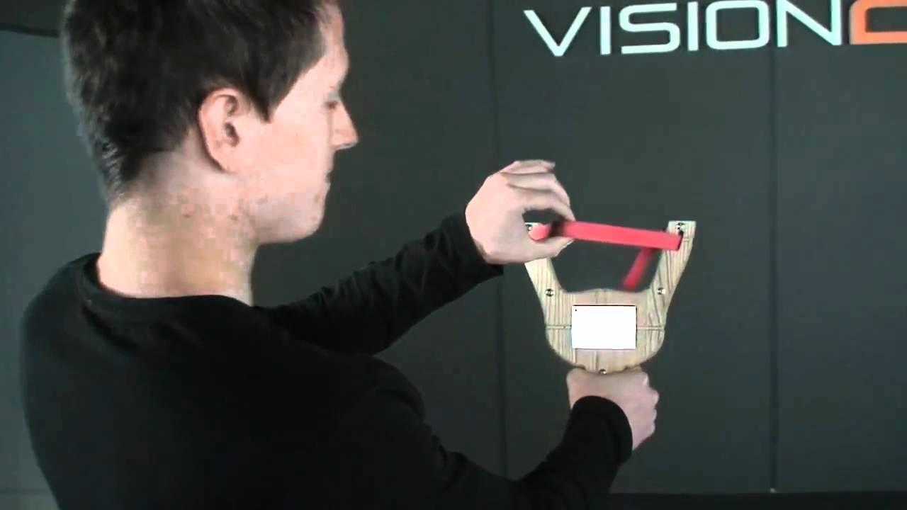 Vision2Watch Slingshot