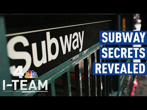 MTA Conductors Spill Secrets of the NYC Subway System